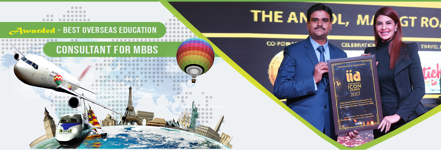 Best Overseas Admission Consultant for MBBS